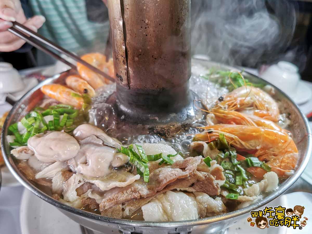 鳳山美食 一品圓食堂 文山特區美食-50