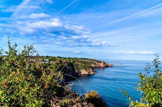 Riviera bay  Brixham Devon