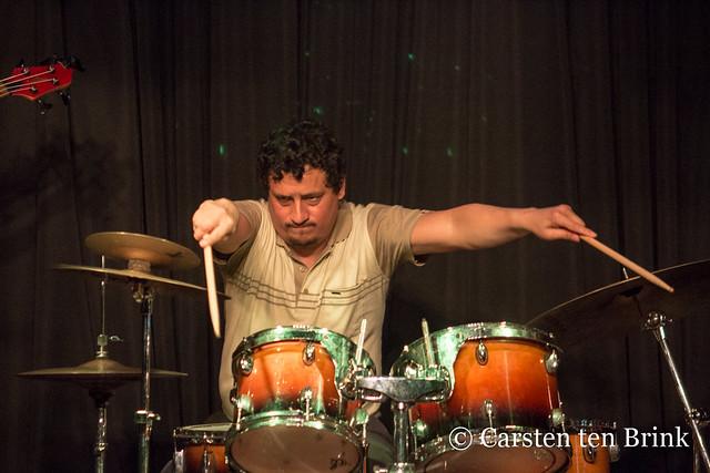 Blues Music at Lima's Jazz Zone