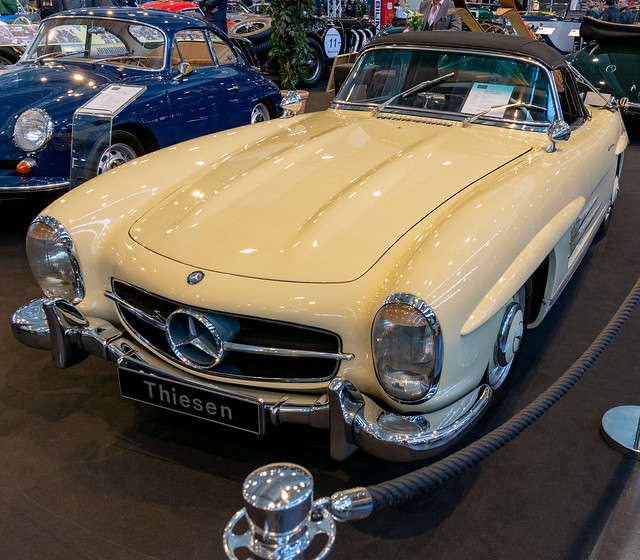 Mercedes-Benz 300 SL Roadster (1958)