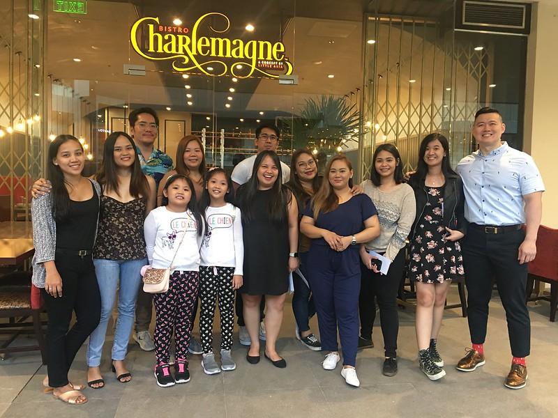 Bistro Charlemagne, Ayala Malls Manila Bay