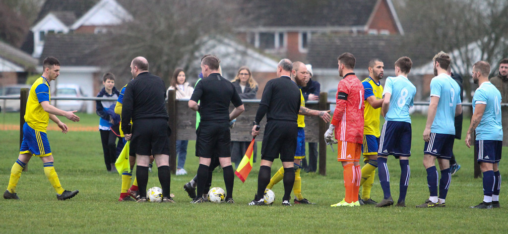Winslow United v Buckingham Athletic