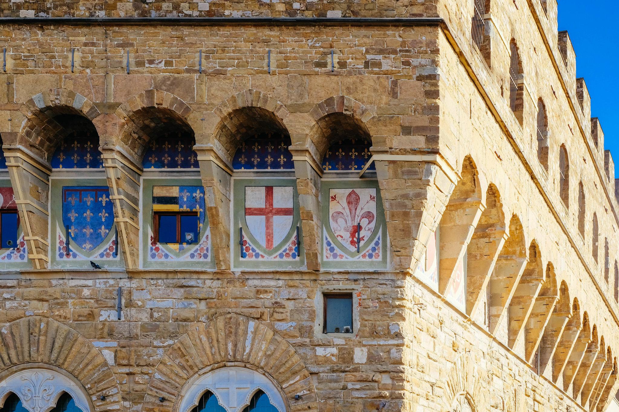 View of the Palazzo Vecchio