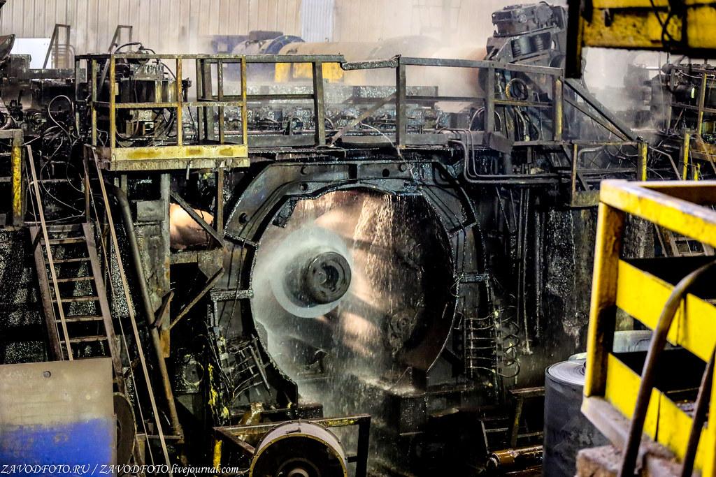 Череповецкий металлургический комбинат и их могучий Стан «2000» IMG_4206