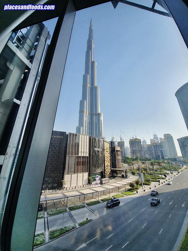 burj khalifa full shot