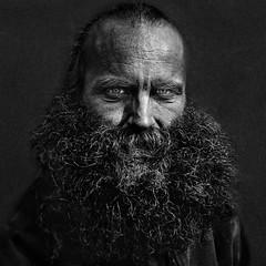 Hermit man