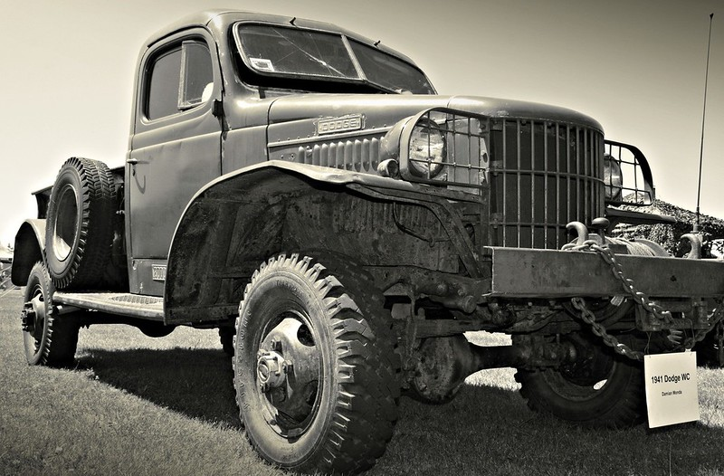 francescolt: 1941 Dodge WC