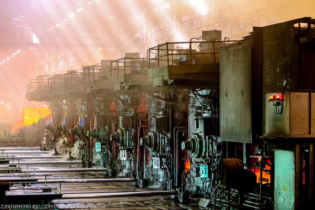 Череповецкий металлургический комбинат и их могучий Стан «2000» IMG_4201