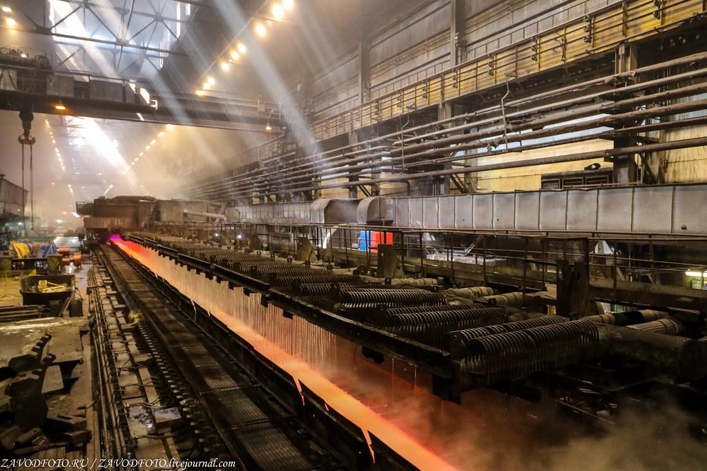 Череповецкий металлургический комбинат и их могучий Стан «2000» 999A1426