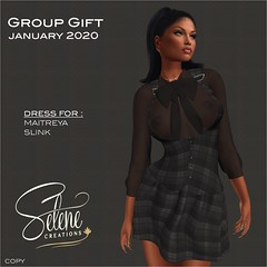 [Selene Creations] Group Gift January 2020