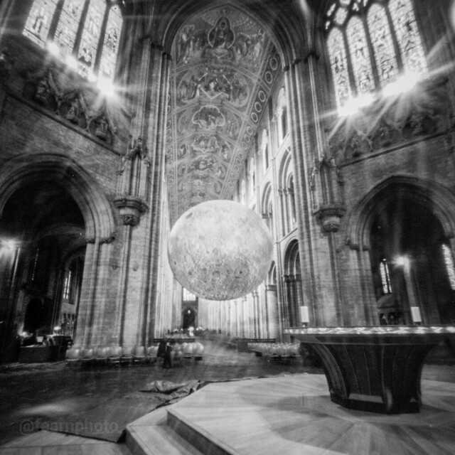 Museum of the Moon, Ely Cathedral