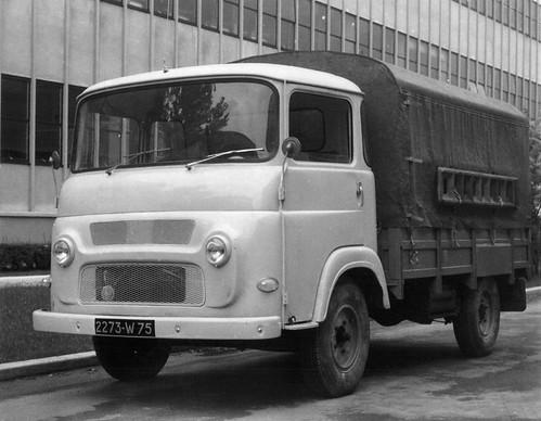 petit camió Savieml