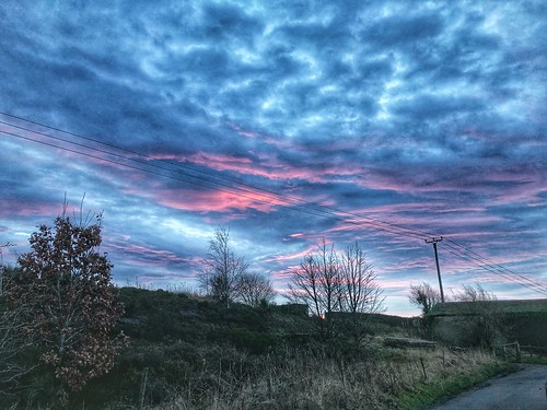 hdr iphonephotography iphone blackmoorfoot huddersfield sunrise