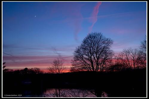 northkingstown rhodeisland usa sunsets wickfordri
