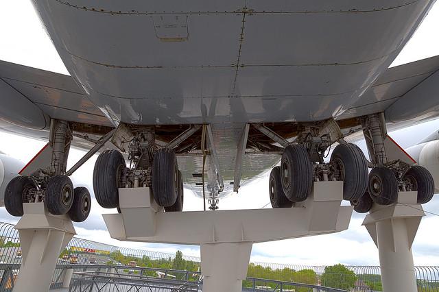 D-ABYM Lufthansa B747-200 Speyer Museum
