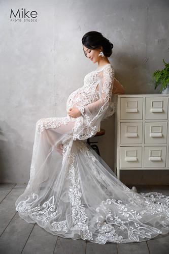 孕婦寫真,孕媽咪,孕期寫真,孕婦照,婚攝Mike,新秘Juin,Miss Tiny Wedding Dress,孕婦白紗,孕婦禮服