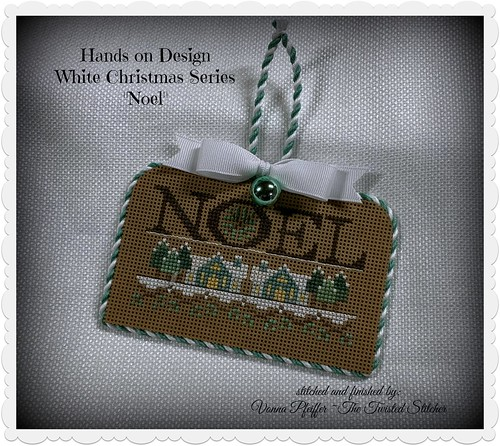 VP HOD White Christmas Noel