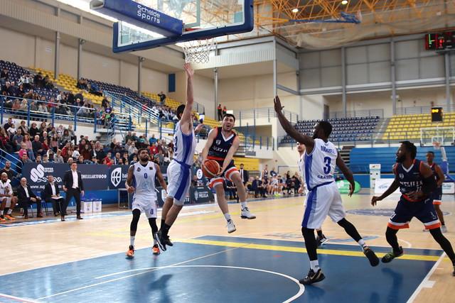 JORNADA 15 | Club Melilla Baloncesto v Afanión CB Almansa (19/20)