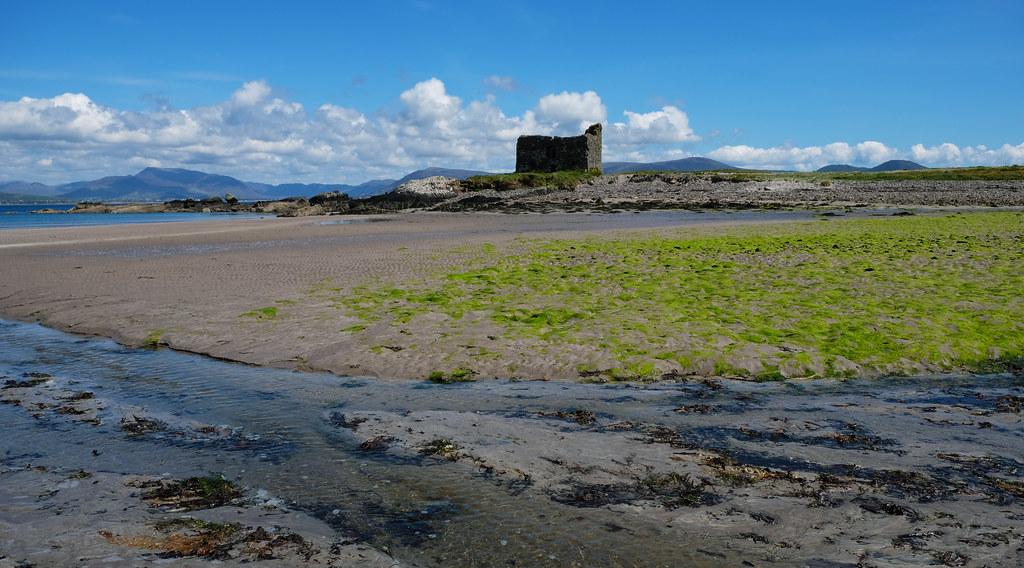 Ballinskelligs Castle, Ireland