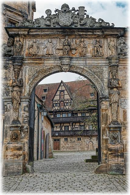 Bamberg - Holding of court