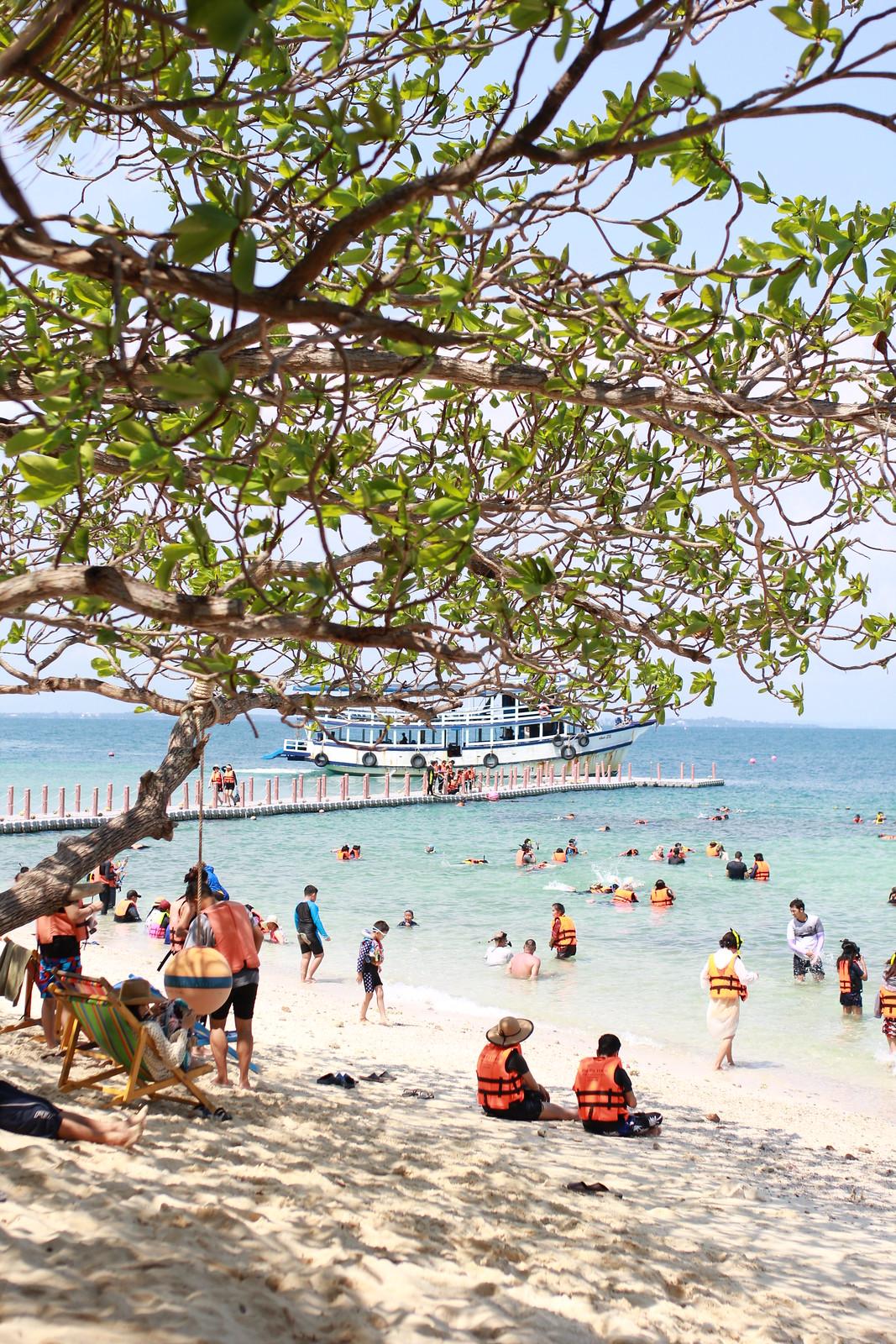 Koh Tha Lu - ชายหาดน้ำใส เกาะทะลุ ระยอง