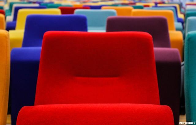 Rainbow auditorium