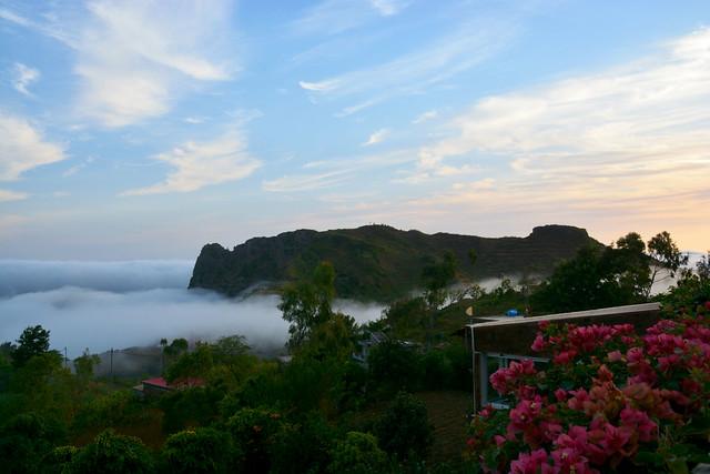 mer de nuages région de Rui vaz CAP VERT _3078