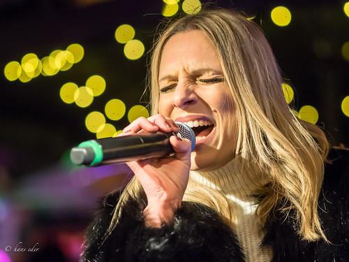 "Sandra Polt ""Christmas Lights"""