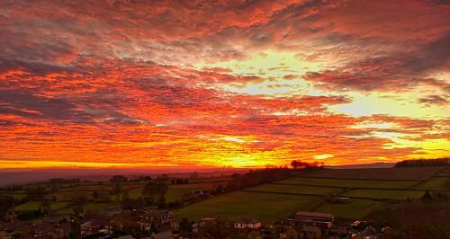 djispark davidwhitephotography grenoside bretton98 drone sunset