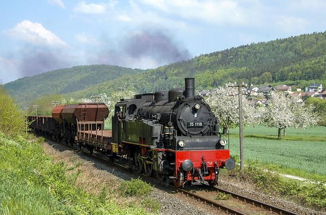 DB 75.1118 Gemünden am Main 24/04/2009