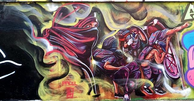 GRAFITTIS BARCELONA 2019