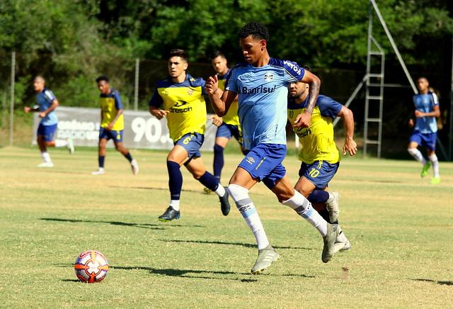 Jogo-Treino Transição - Grêmio x Pelotas
