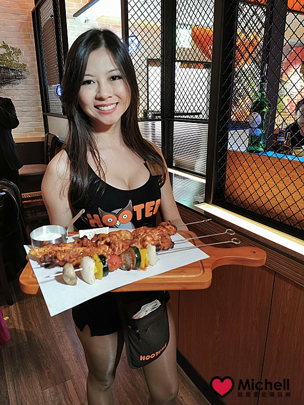 Hooters 信義店