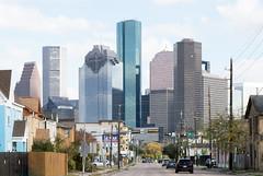 Houston Skyline from Montrose 1912261409