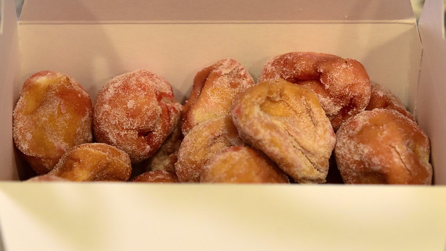 Dunkin' Donuts Jelly Munchkins
