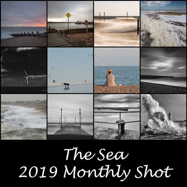 The Sea - 2019 Monthly Shot