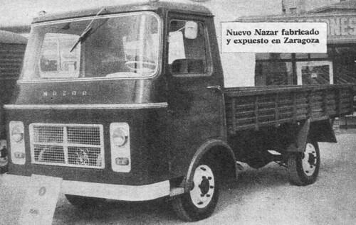 furgoneta1500 any 1965 Fira de Saragossa