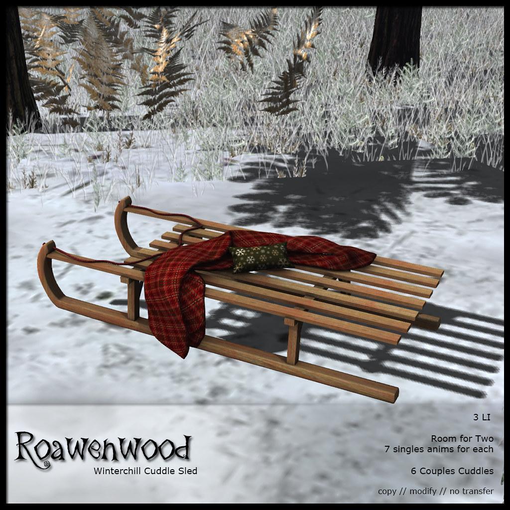 MadPea's Murder on the MadPea Express – Roawenwood!