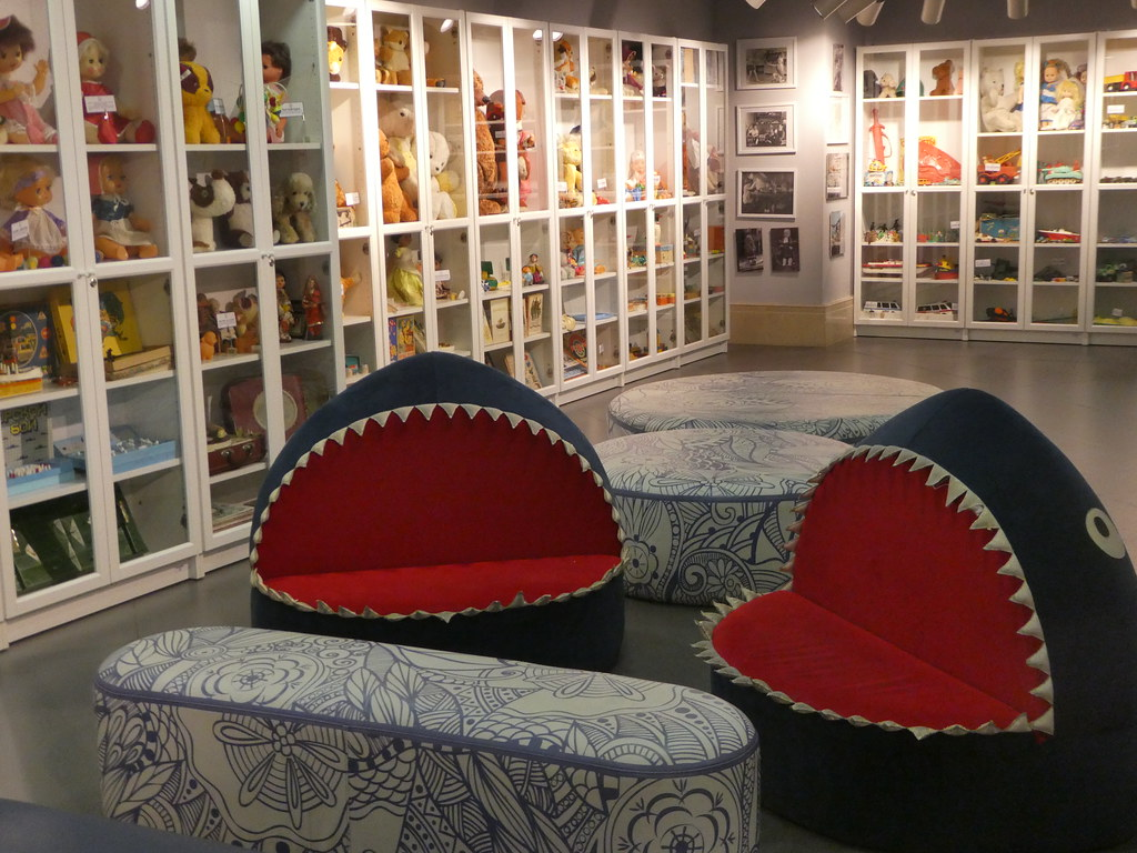 Museum of Childhood, Central Children's Store, Moscow