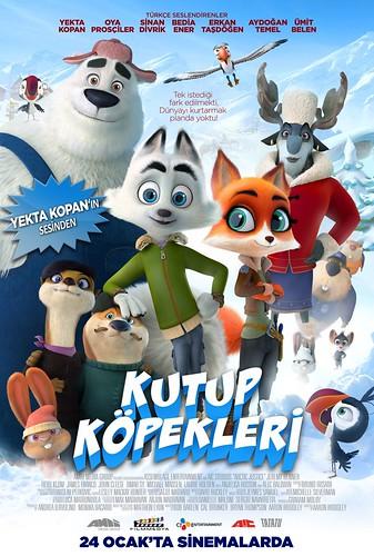 Kutup Köpekleri - Arctic Justice (2020)