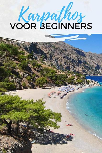 Karpathos voor beginners | De leukste tips om je vakantie Karpathos te plannen