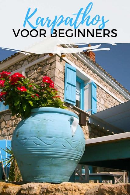 Karpathos voor beginners | De leukste tips over Karpathos