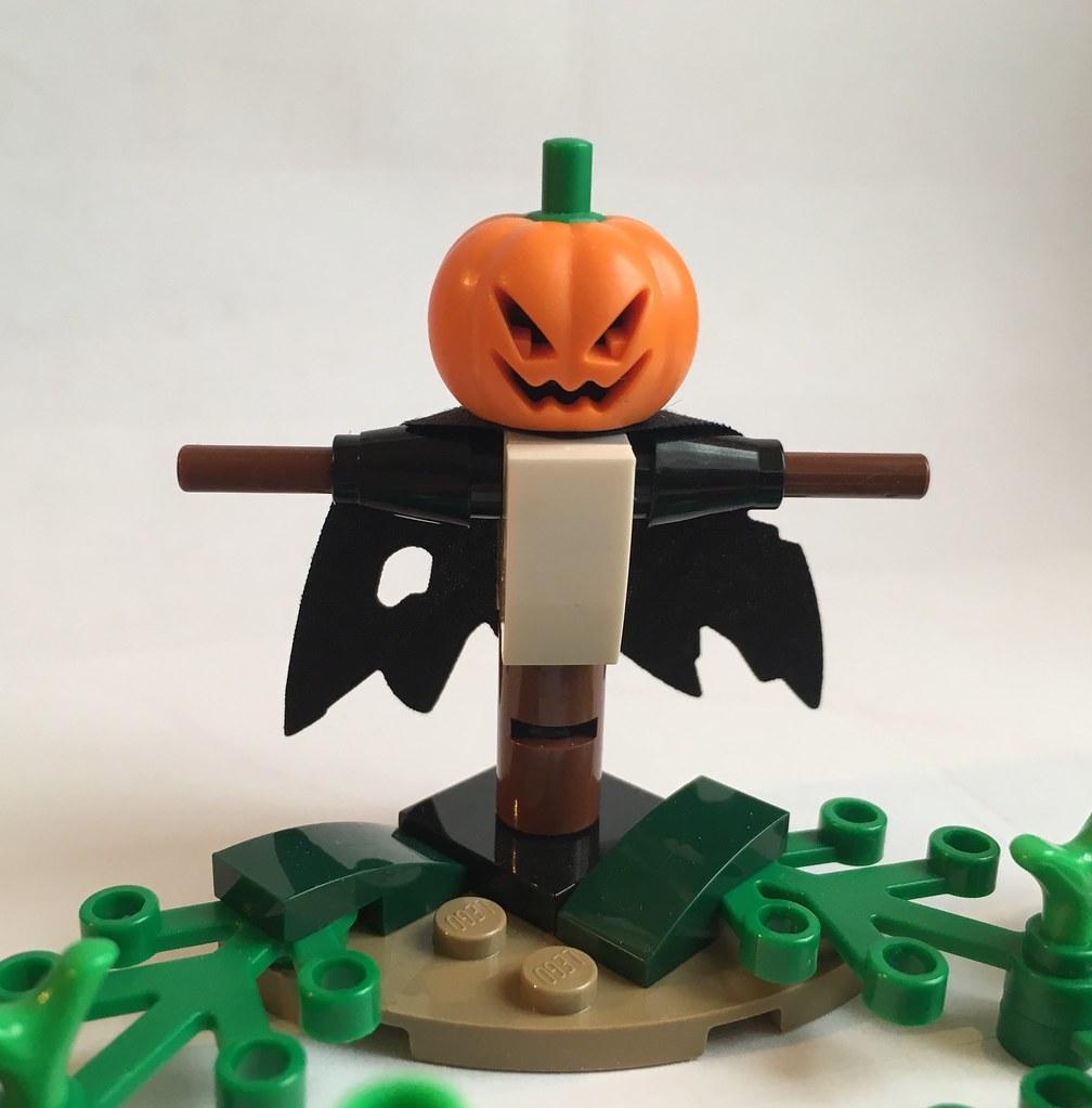 Lego Harry Potter: Pumpkin Scarecrow