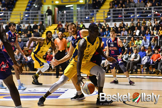 Qusmane Diop (Reale Mutua Basket Torino) | by BasketItaly.it