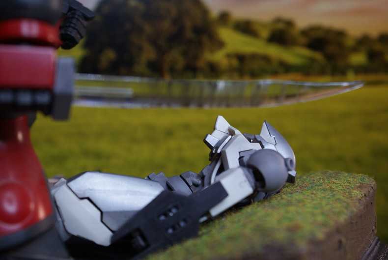 """Vignette """"Terminator... Terminated"""" Nouvelle version [Reginlaze et Zogok Bandai 1/144] 49294765893_488ef6eb29_c"""