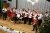 Der Chor der Banater Schwaben Karlsruhe singt weihnachtliche Lieder