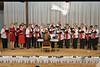 Weihnachtliche Lieder gesungen vom Chor der Banater Schwaben Karlsruhe unter der Leitung von Sonja Salman