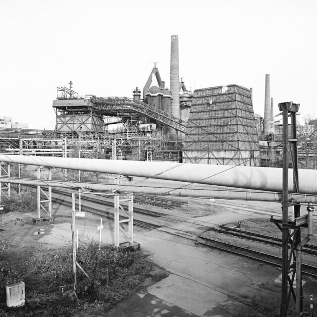 Röchling'sche Eisen und Stahlwerke (analog)