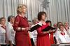 Die Solistinnen Irmgard Holzinger-Fröhr und Melitta Giel