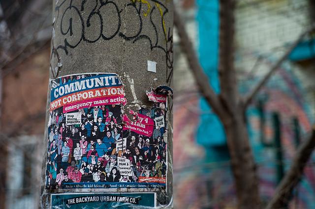 Community Not Corporations